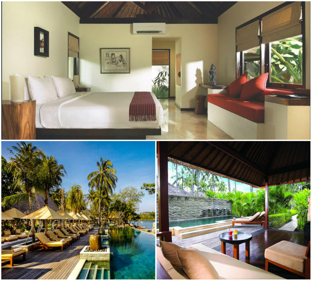 best hotel in senggigi