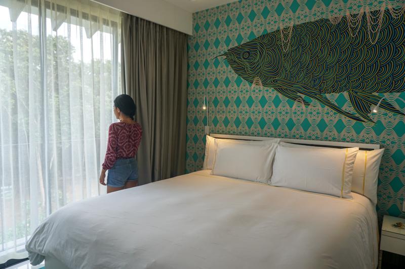Weekend getaway from Singapore