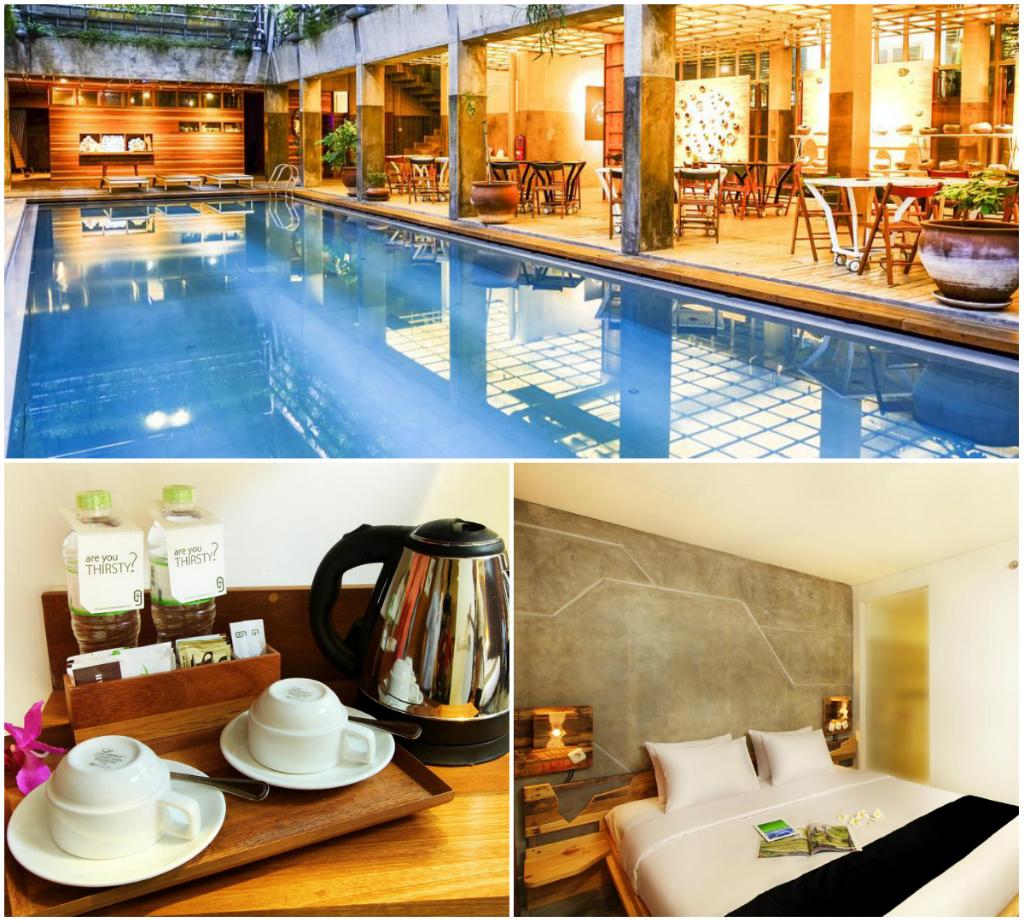 eco hotel Yogya
