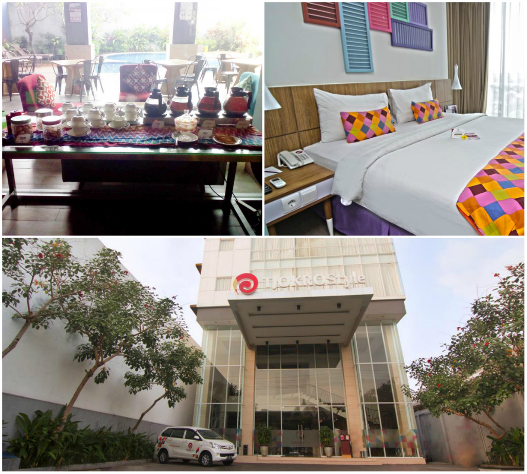 best hotel to stay in Yogya