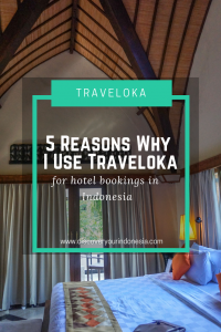 Traveloka Platform For Hotel Bookings In Indonesia 1 Discover Your Indonesia