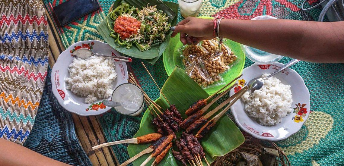 food in Lombok