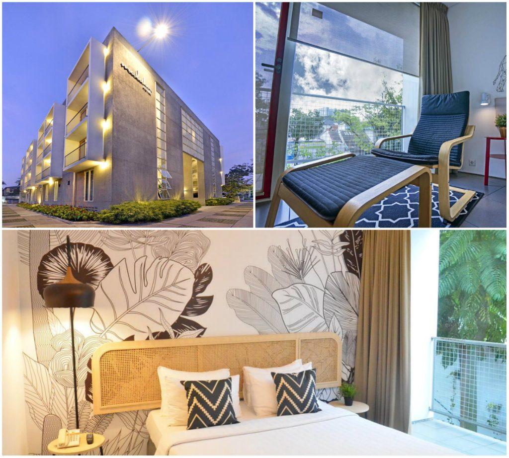 hotel near braga city walk bandung