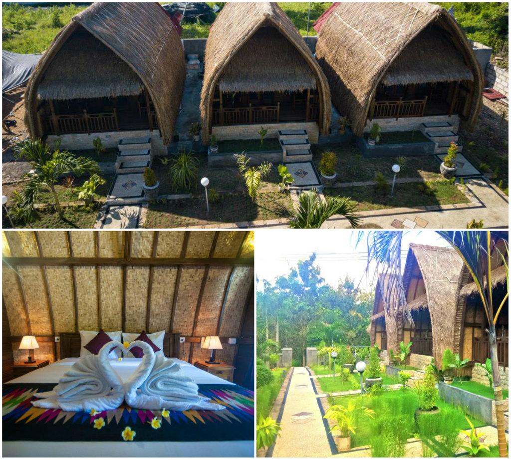 budget hostel in Nusa Penida Bali