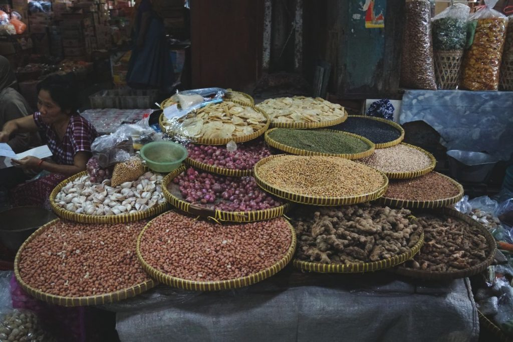 Yogyakarta traditional market