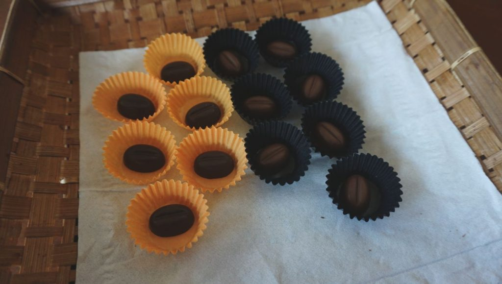Chocolate Monggo free sample