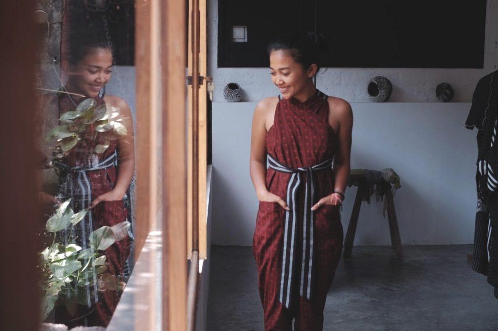 designer clothes in Yogyakarta Lulu Lutfi Labibi