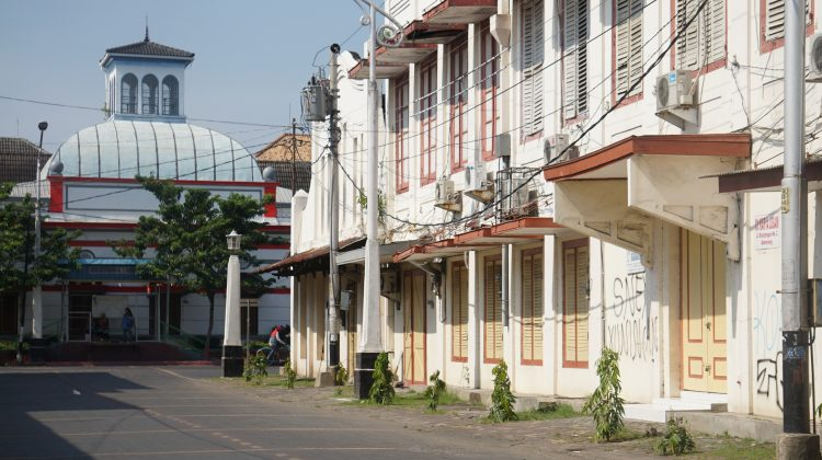 hotel nearby kota lama Semarang Indonesia